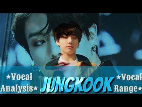 Vocal Range of Jungkook • Vocal Analysis of Jungkook