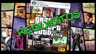GTA V PC - Requisitos de sistema
