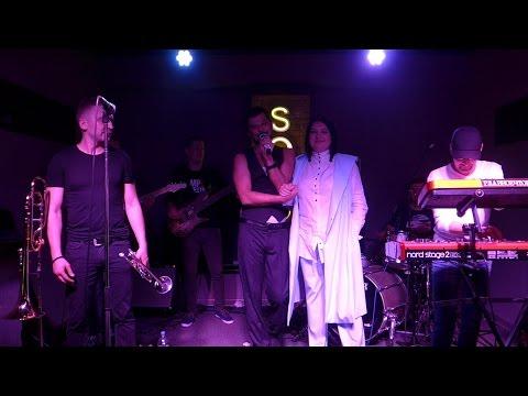 LampЫ Orchestra und Ева Бехер - Не стрелять @ SOHO Bar-Concert