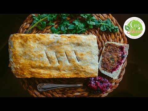 How To Make Wellington - Vegan Recipe for Holiday