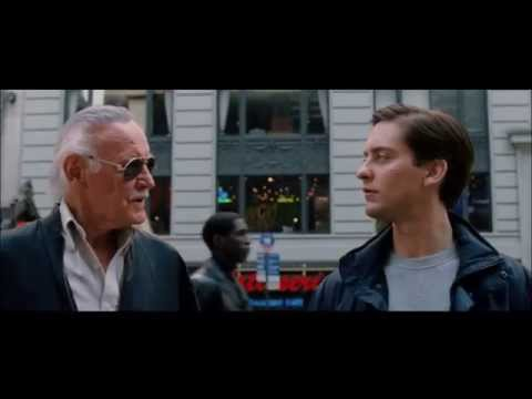 Stan Lee Marvel Movie Cameos HD