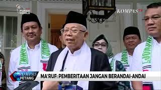 Download Video Ma'ruf Amin: Pemberitaan Jangan Berandai-Andai MP3 3GP MP4