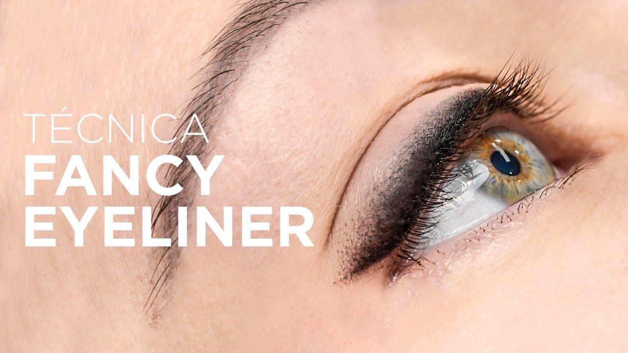 Técnica Fancy Eyeliner   Micropigmentação Olhos   Roberta Peixoto Academy