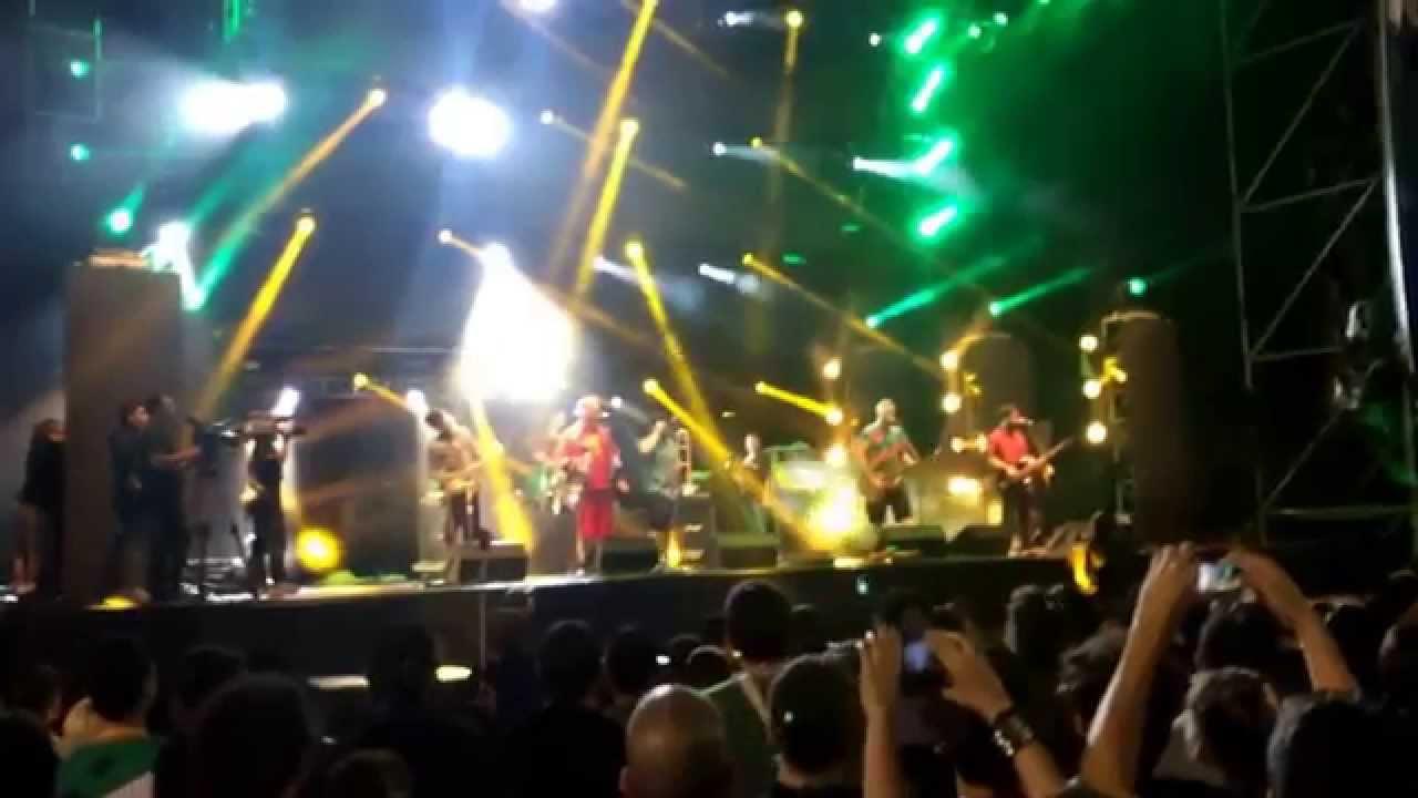 Reel big fish sr trendy live altavoz medell n 2014 youtube for Big fish musical script