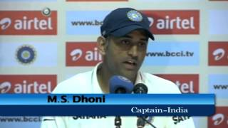 MS Dhoni's advice to Michael Clarke: Screaming won't help