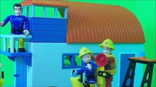 🚒 Fireman Sam US Episodes 2018 - Best Fire Truck & Fire Station Toys!