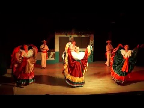 Traditional Dance of Costa Rica 6