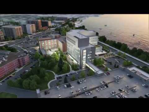 Virtual Tour Of The NEW Joseph Brant Hospital