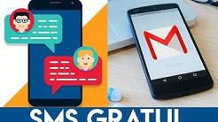 Envoyer des SMS avec votre Gmail GRATUITEMENT