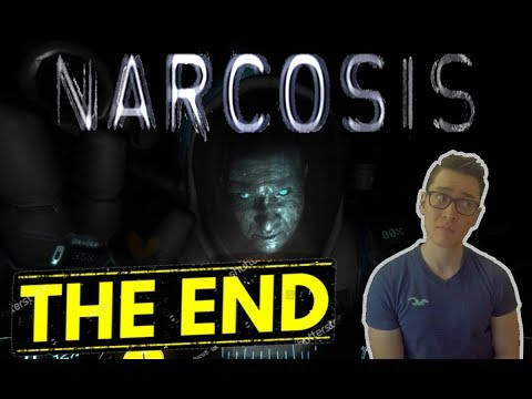 VR Horror - Narcosis - AMAZING Plot Twist - THE END