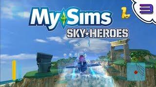 RPCS3 Emulator 0.0.4-7978 | MySims SkyHeroes (Vulkan) | Sony PS3