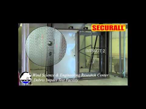 Securall - FEMA Compliant Tornado Safe Door