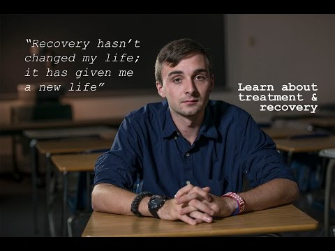 Luke - Recovery hasn't changed my life: it's given me a new life
