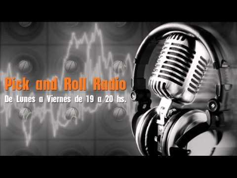 Pick&Roll Radio programa completo lunes 18 de noviembre de 2013