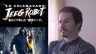 LO CHIAMAVANO JEEG ROBOT • THEY CALL ME JEEG  - Official Trailer REACTION & REVIEW