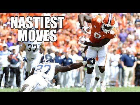 Nastiest Moves (Hurdles,
