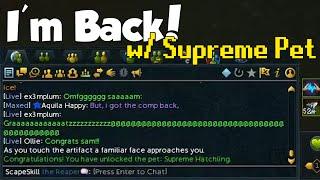 Back With A Bang - I Got A Supreme Pet!