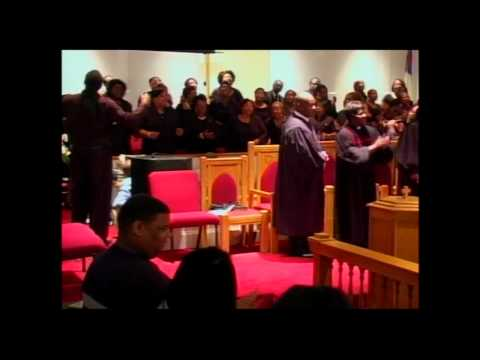I am sold out! Gospel Choir