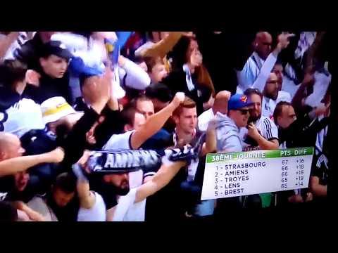 Amiens est in ligue 1