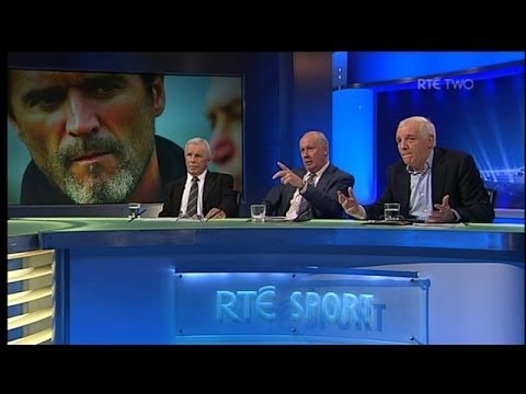 The RTÉ Panel on Martin O'Neill and Roy Keane | RTÉ Soccer