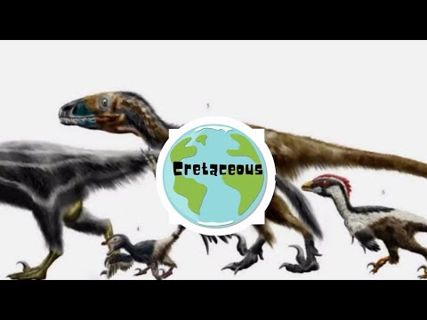 Cretaceous Period | Life 65 million years ago |
