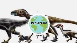Cretaceous Period | Life 65 million years ago |