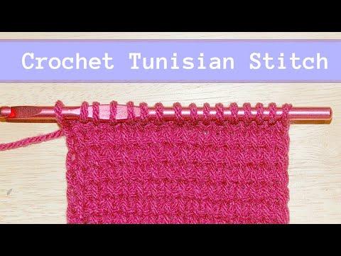 Tunisian Knit Stitch Headband Pattern : Spool of Sunshine: Tunisian Crocheted Headband Pattern