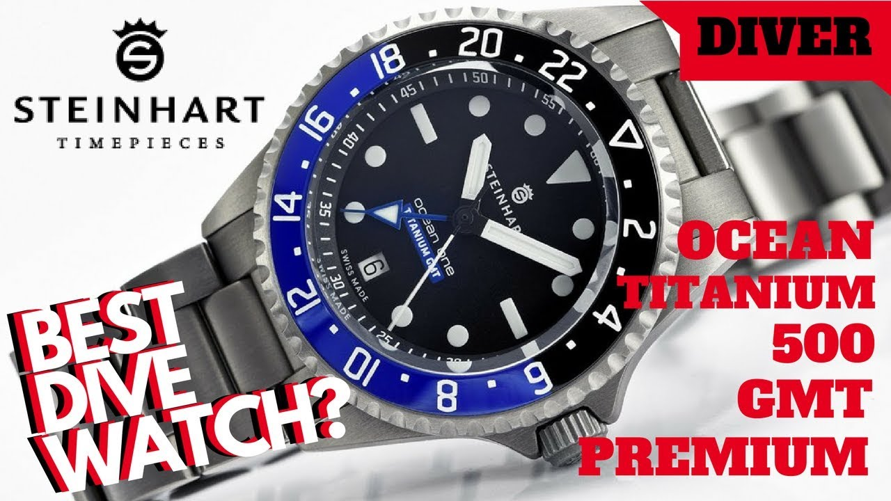 Часы STEINHART Nav.B-Uhr handwinding Bronze - YouTube