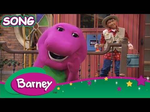 Barney: I'd Love to Go Fishin'