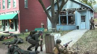 Rockford WWII Event 2012 -- French Partisan Skits