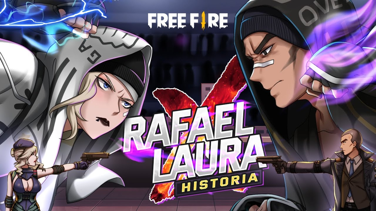 NOCHE DE K.O. 👊💥 Rafael x Laura | Garena Free Fire