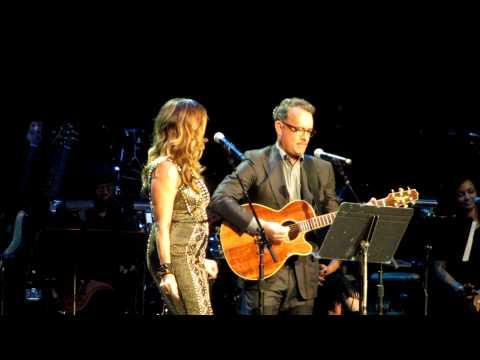 Rita Wilson & Tom Hanks at Children's Health Benefit Concert Radio City Music Hall 10-4-12
