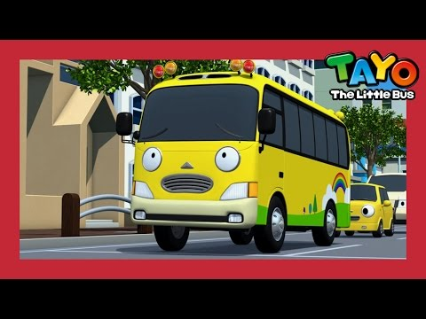 Kinder l Tayo Season 4 Trailer l New Friend #2 l Tayo the Little Bus