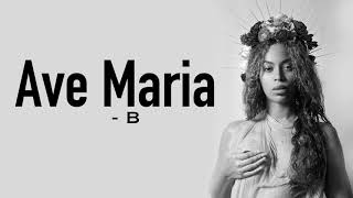 beyonce---ave-maria