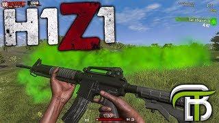 GOING FOR NEW MASTER RANK | H1Z1 KotK