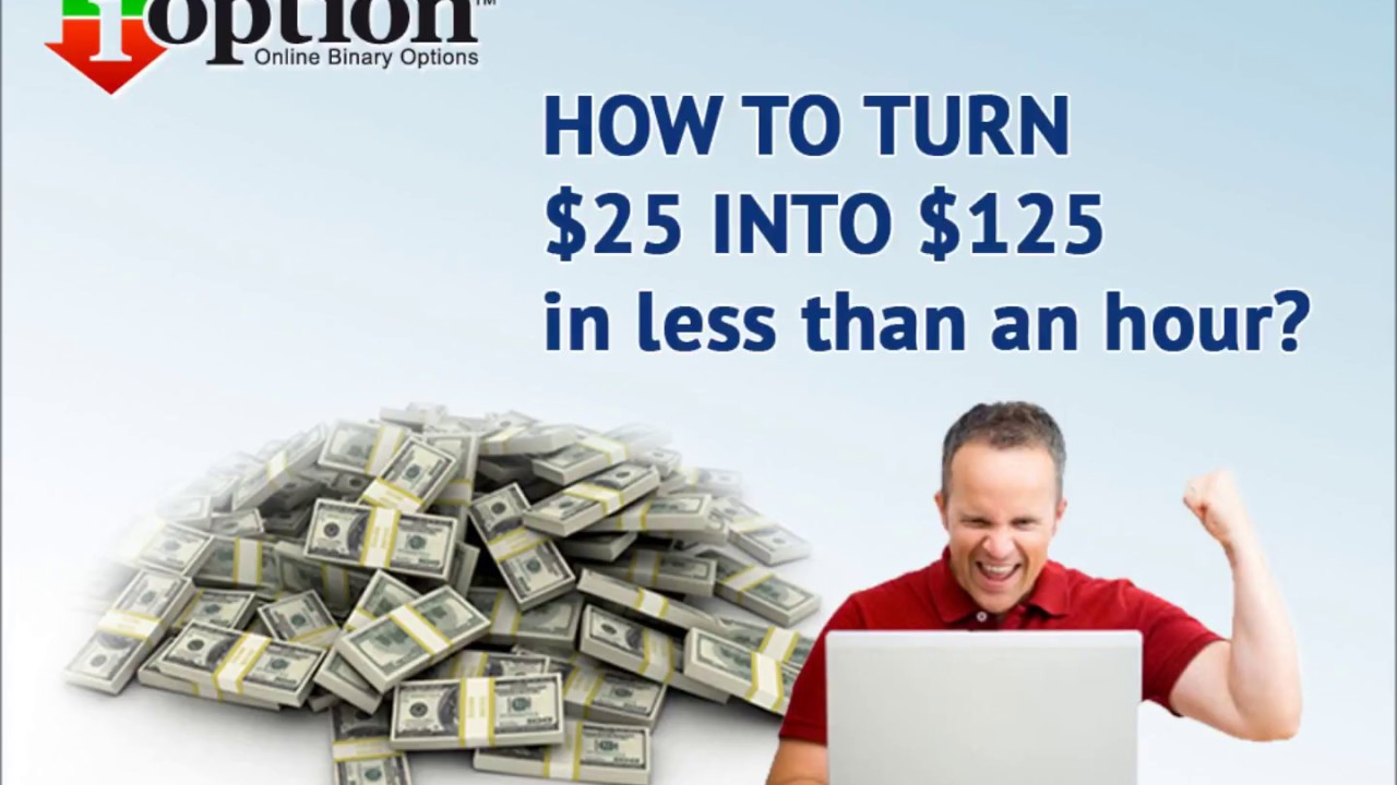 Iq option conto demo gratis