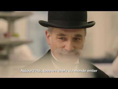 Vidéo Auguste Escoffier ou la naissance de la gastronomie moderne de Olivier Julien | Bande-annonce