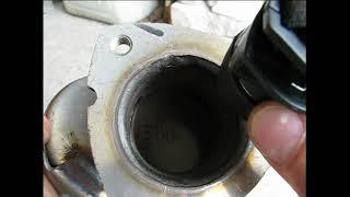 Ошибка 0422-низкая эффективность катализатора. Устраняем без прошивки ЭБУ и замены катализатора
