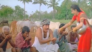 Nandri Solla Unaku From Marumalarchi | Mammootty | Devayani | S.A.Rajkumar