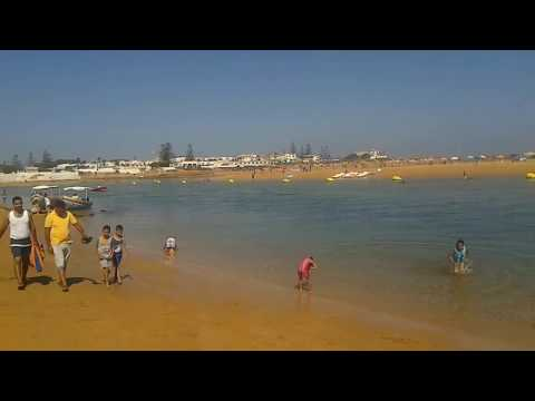 WEEKEND IN ESSAOUIRA , MOROCCO CHILLING AT THE BEACH
