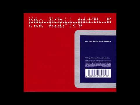 Ken Ishii - Metal Blue America (Full Album)