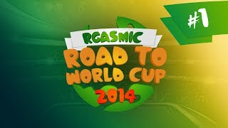 FIFA 14 ULTIMATE TEAM - ROAD TO WORLD CUP #1
