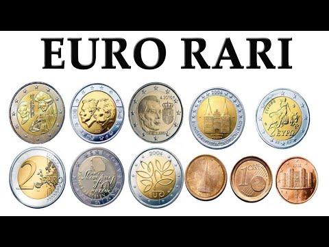 MONETE EURO RARE In Circolazione Che Valgono!