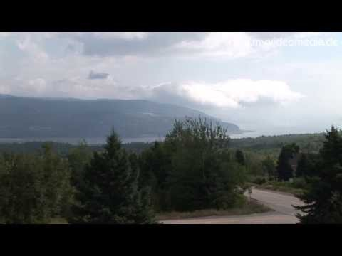 from Québec to Tadoussac - Canada HD Travel Channel