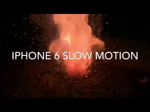 iphone slow motion iphone 6 motion explosions 3949