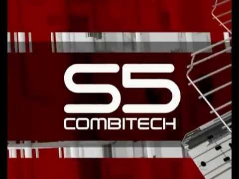 ДКС   S5 Combitech   Металлические лотки  avi