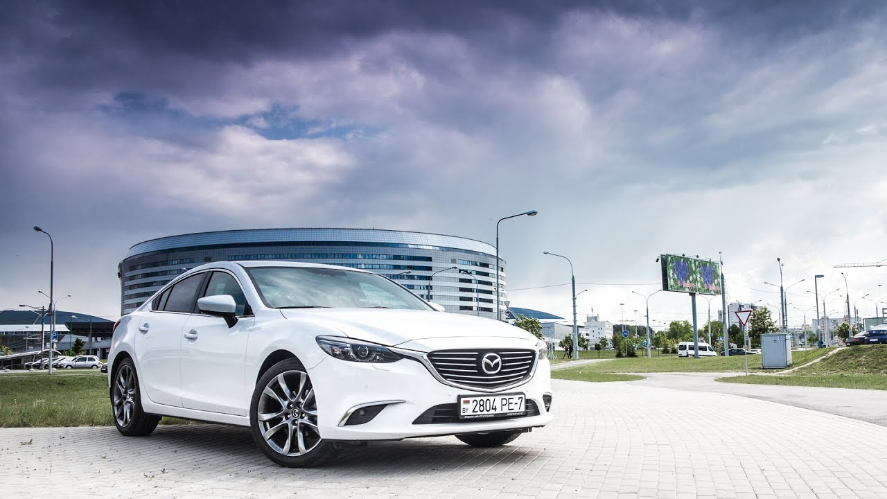 Тестдрайв: Mazda 6, Supreme+, 2.0 6AT, 2015my