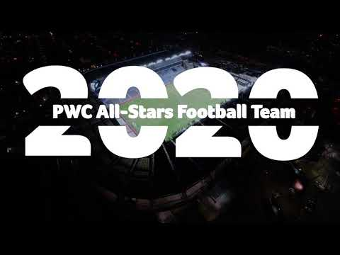 2020 PwC All-Star Football Team