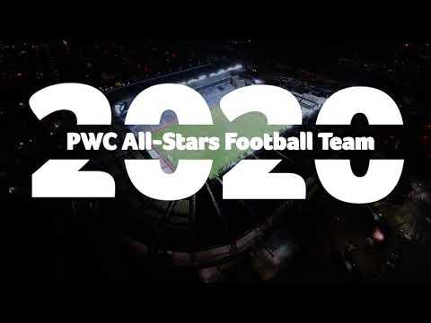 2020 PwC All-Star Football Team