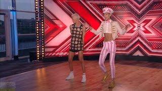 The X Factor UK 2016 Week 2 Auditions Ottavio & Bradley are Back Full Clip S13E03
